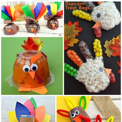 Crafty Classroom Treats For A Thanksgiving Party