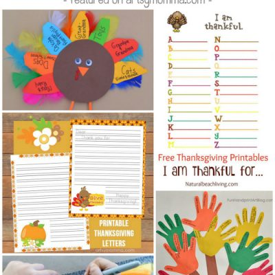 Encourage Gratitude In Children With Crafts And Activities