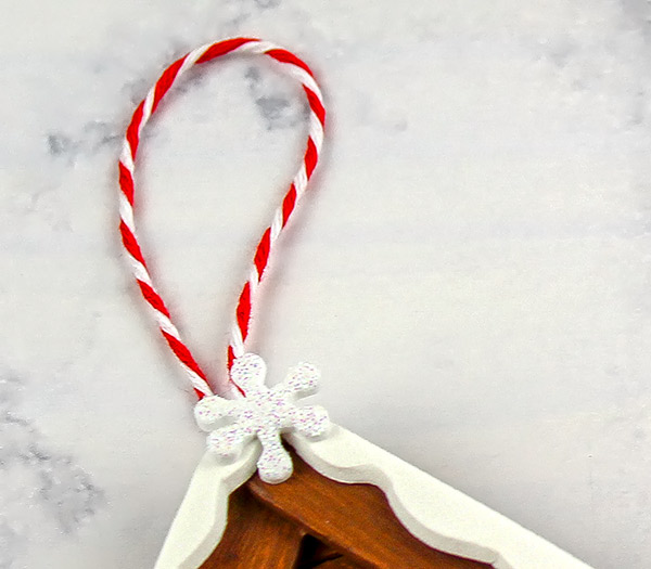 Attach String To Hang Ornaments