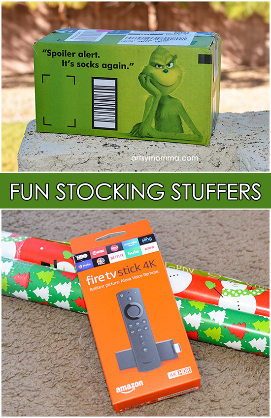 Fun Stocking Stuffer Ideas For The Family