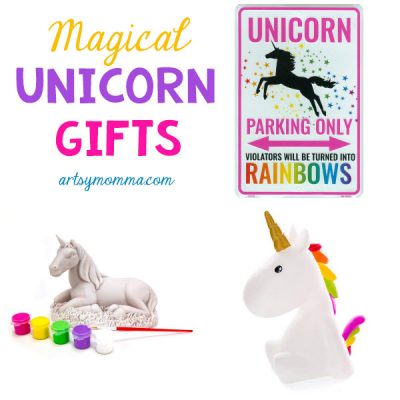 15 Magical Unicorn Gifts