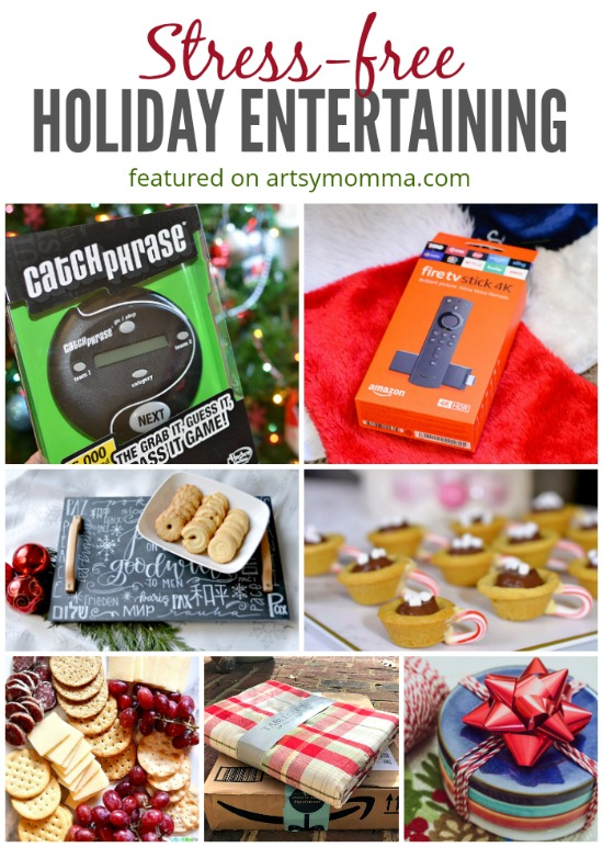 Stress-free Holiday Entertaining Ideas