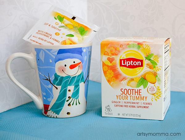 Lipton Soothe Your Tummy Tea