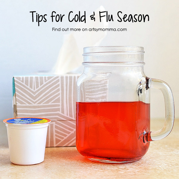 Theraflu Power Pods Daytime Severe Cold + Sick Day Tips
