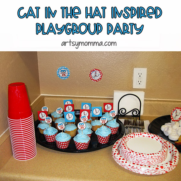 Cat in the Hat Food Ideas For Party