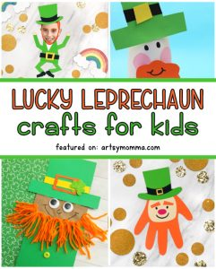 Lucky Leprechaun Craft Ideas For St. Patrick's Day