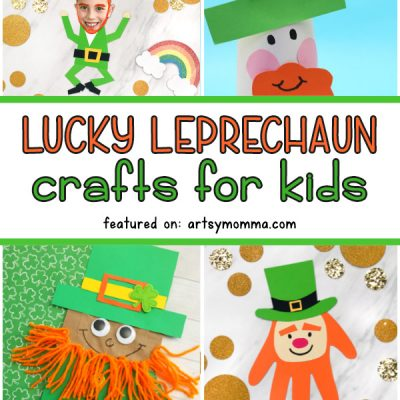 Lucky Leprechaun Craft Ideas for Kids