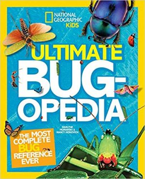 Ultimate BUG-opedia Book for Kids
