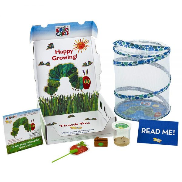 Grow Your Own Butterflies Kit