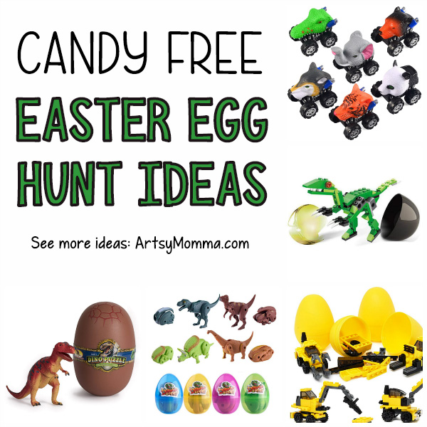 Cool Toy Filled Easter Eggs For Egg Hunts