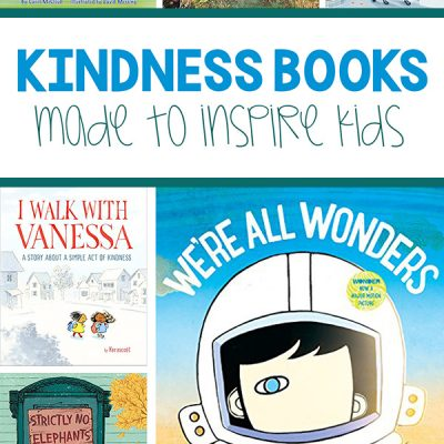 Awesome Picture Books For Teaching Kids About Being Kind