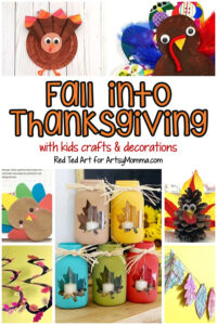 Fall & Thanksgiving Crafts & Decorations