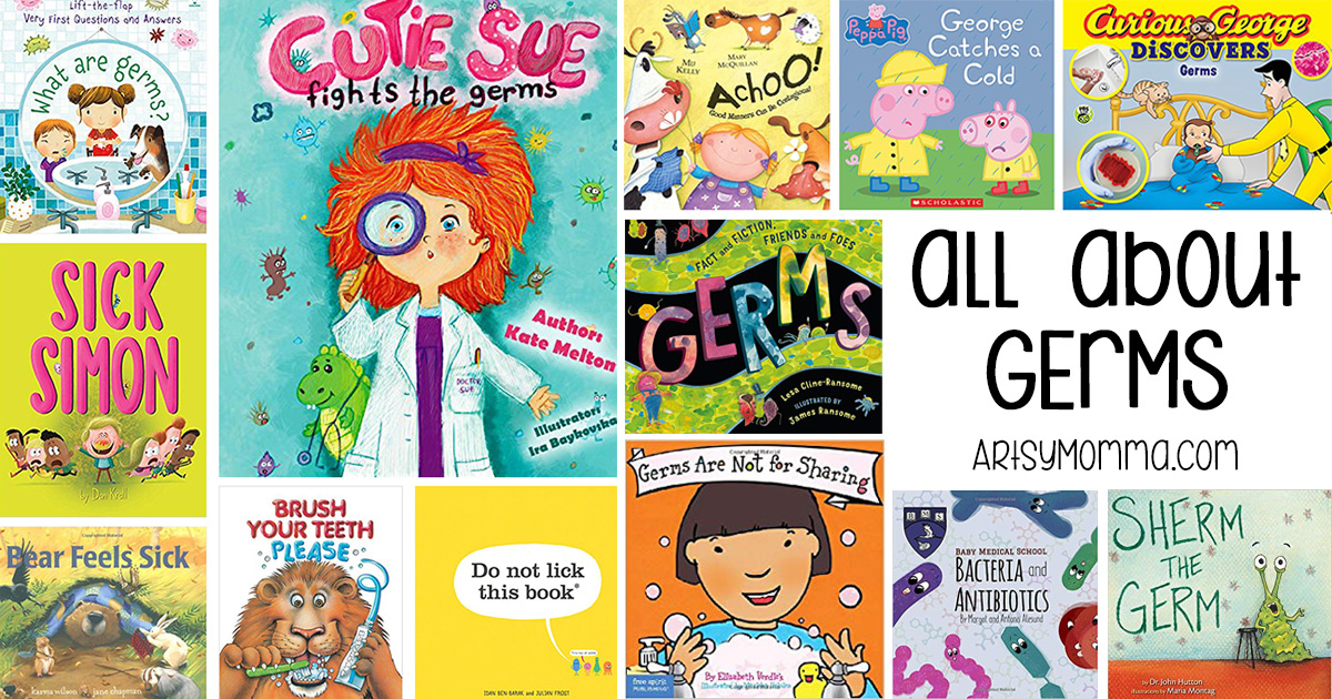 Picture Books for Learning About Germs