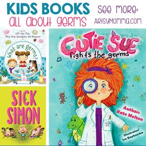 Picture Books About Germs