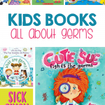 Books About Germs for Kids