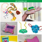 Crafts, Busy Bags, Playdough Fun