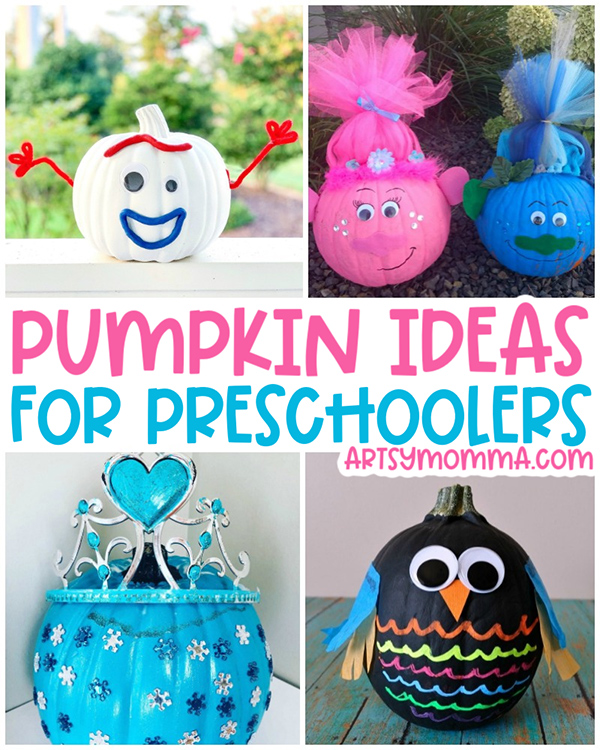 Decorating Pumpkin Ideas
