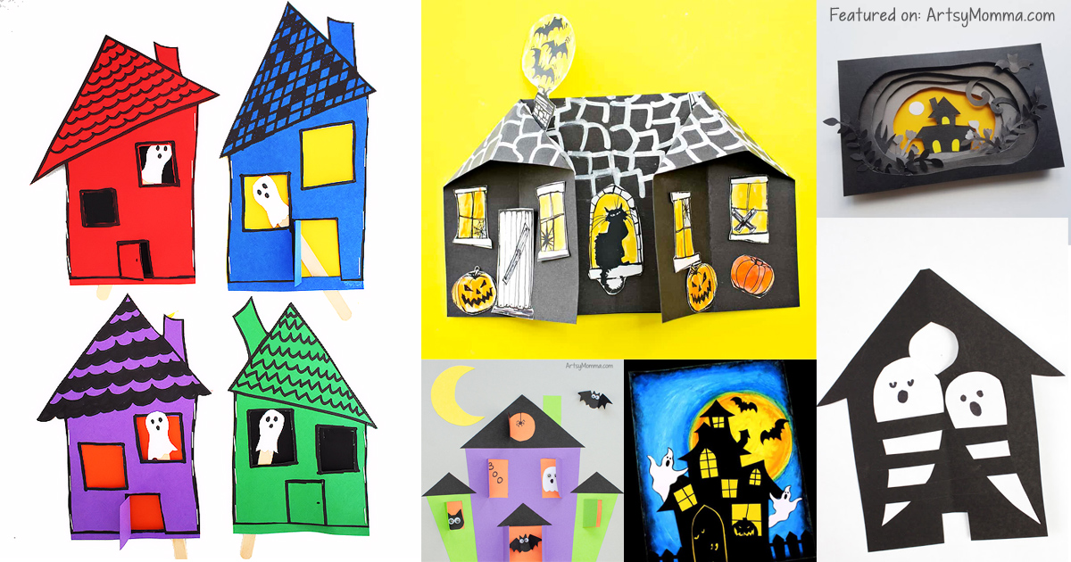 Kids Haunted House Projects