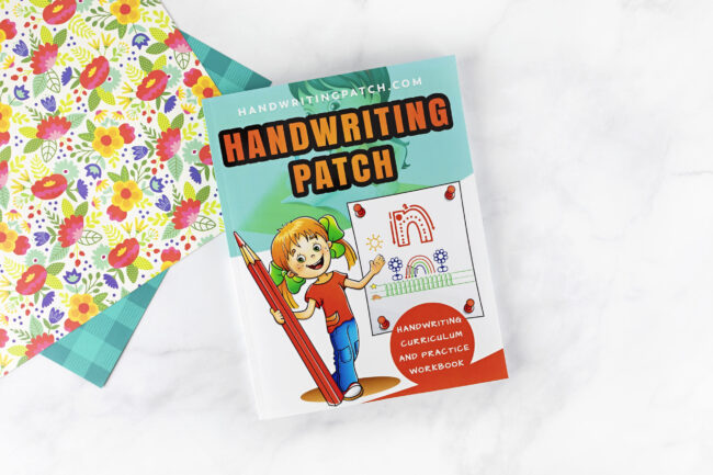 Handwriting Patch Book