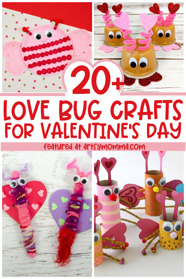 Kids Love Bug Crafts
