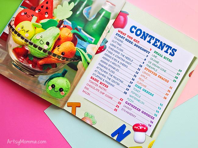 Sew Mini Treats Instructions Book